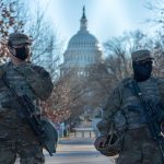 Troops Relieved of Mission Guarding Capitol