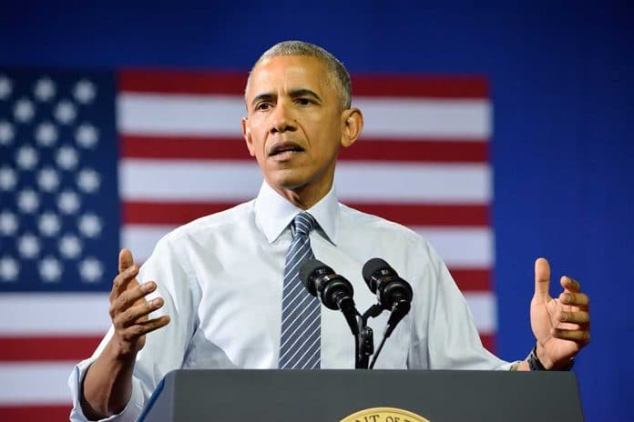Obama Claims Right-Wing Media to Blame for Division in America