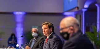 Ron DeSantis Meets With Vaccine Skeptics for Private Talks and Discussions
