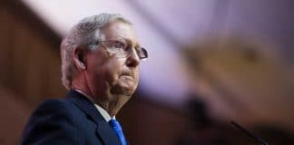 Mitch McConnell Hints at More COVID Lockdowns