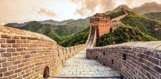 Strange, Edible Ingredient Holds Great Wall of China Together