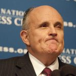 Rudy Giuliani Takes Yet Another Hit From The Corrupt Democrat Controlled Officials