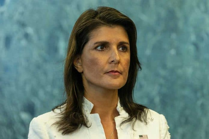 Nikki Haley Says It's Time to Fix America's 'Self-Loathing'